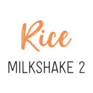Rice Milkshake 2